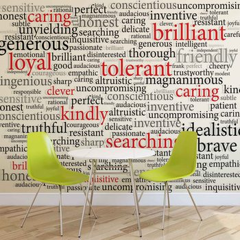Words Motivational Wallpaper Mural