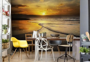 Xago Beach Wallpaper Mural