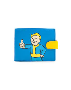 Wallet Fallout 4 - Vault Boy Approves