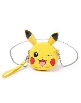 Wallet Pokemon - Pikachu