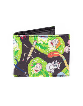 Wallet  Rick & Morty - Characters
