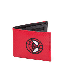 Wallet Spider-man Spidey Face Mask Bifold