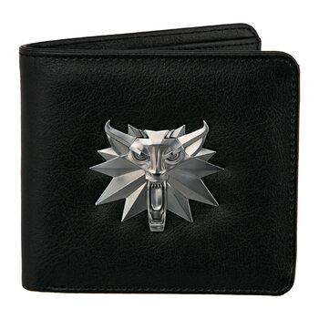 Wallet The Witcher 3: Wild Hunt - White Wolf