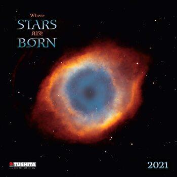 Calendar 2021 Where Stars are Born