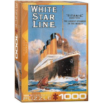 Puzzle White Star Line Titanic