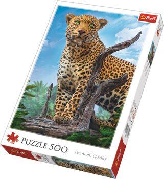 Palapeli Wild Leopard
