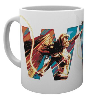 Mug Wonder Woman 1984 - Battle