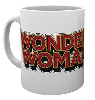 Muki Wonder Woman 1984 - Retro logo