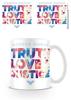 Mug Wonder Woman 1984 - Truth Love Justice