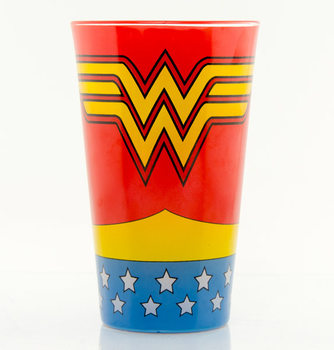 Glass Wonder Woman - Costume