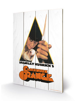 A Clockwork Orange - Dagger Wooden Art
