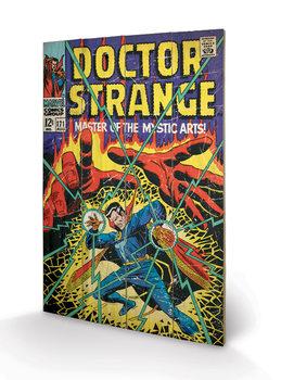 Doctor Strange - Master Of The Mystic Arts Wooden Art