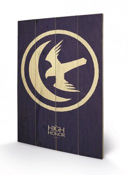Game of Thrones - Arryn Wooden Art