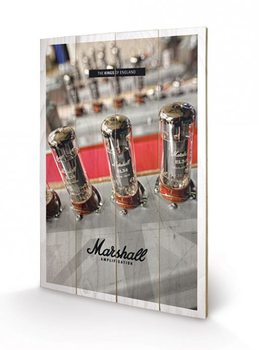 MARSHALL - the kings of england Wooden Art