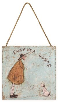 Sam Toft - Forever Loved Wooden Art