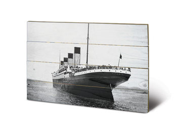Titanic - New Promenades Wooden Art