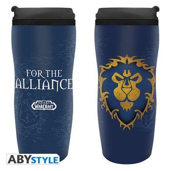 Travel Mug World Of Warcraft - Alliance