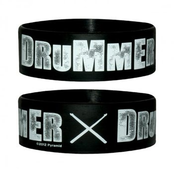 Band - Drummer Wristband