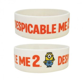 Despicable Me 2 - 2D Minions Wristband