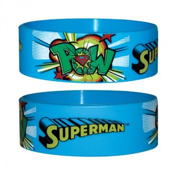 SUPERMAN - pow Wristband