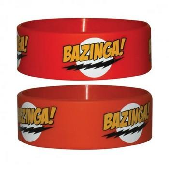 Bracelet BAZINGA - red