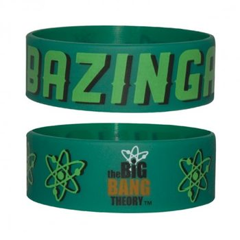BIG BANG THEORY - bazinga Wristband