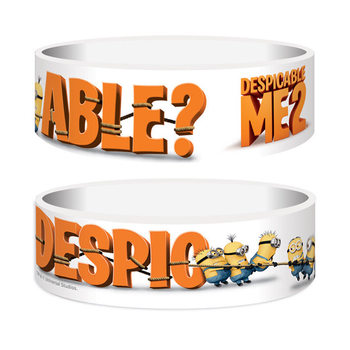 DESPICABLE ME 2 - tug o war Wristband