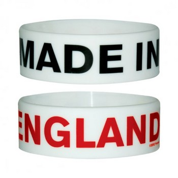 MADE IN ENGLAND Wristband