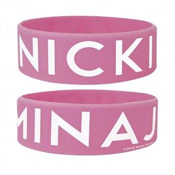 NICKY MINAJ - logo  Wristband