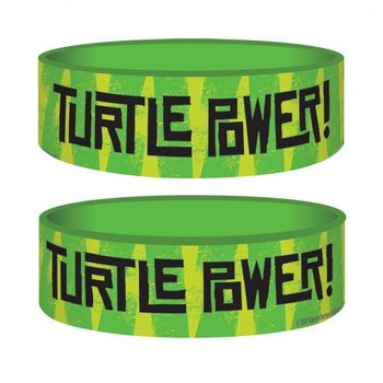 Teenage Mutant Ninja Turtles - Turtle Power Wristband