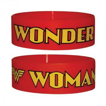 Bracelet WONDERWOMAN - logo red