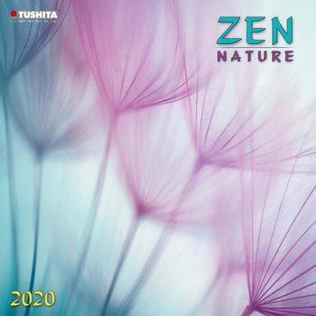 Calendar 2021 Zen Nature