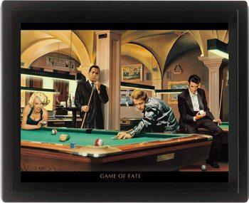 CHRIS CONSANI - game of fate julisteet, poster, valokuva
