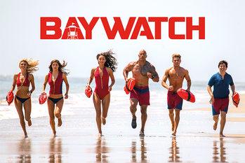 Baywatch : Alerte à Malibu - Bay Team Affiche