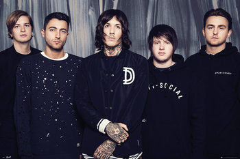Bring Me The Horizon - Umbrella Affiche