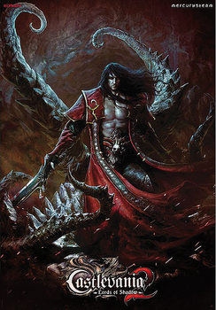 Castlevania - Lords of Shadow Affiche