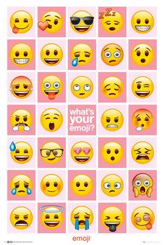 EMOJI - What's Your Emoji Affiche