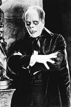 Lon Chaney - The Phanton of the Opera Affiche