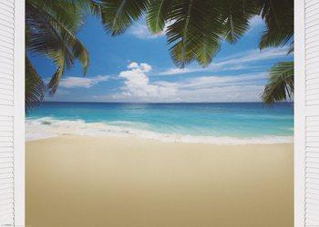 Maledives bliss Affiche