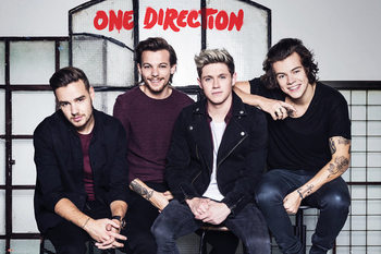 One Direction - Stools Affiche