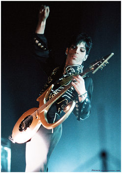 Prince - Birmingham 1995 Affiche