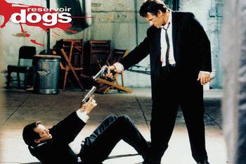 Reservoir Dogs - Guns Affiche