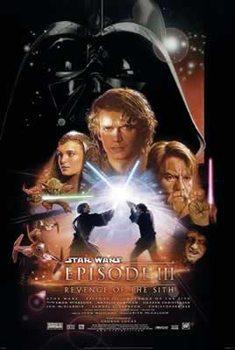 Star Wars, épisode III : La Revanche des Sith Affiche
