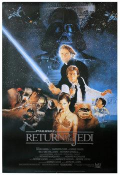 Star Wars, épisode VI : Le Retour du Jedi Affiche