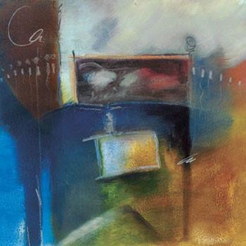Impressão artística Evening Air