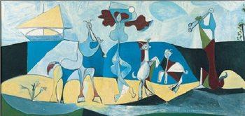 Arte Joy of Life, 1946