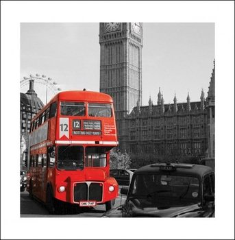 Impressão artística London - Westminster