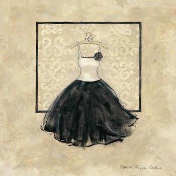 Impressão artística TAKE ME DANCING III - black and white
