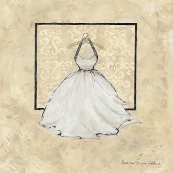 Impressão artística TAKE ME DANCING IV - white