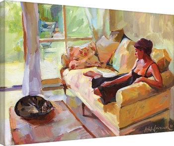 Ashka Lowman - Daydream Canvas Print